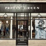 Pretty Green, Newcastle - Q Lighting