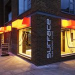 Surface & Domus showrooms, London