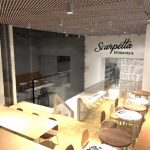 Scarpetta, Cannon Street, London